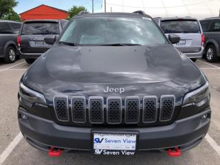New 2020 Jeep Cherokee Trailhawk for sale in Concord, ON
