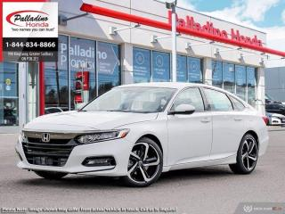 New 2020 Honda Accord Sedan Sport for sale in Sudbury, ON