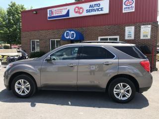 Used 2011 Chevrolet Equinox LT AWD !!  $82 Bi Weekly OAC * for sale in Kingston, ON
