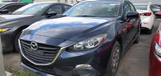 Used 2016 Mazda MAZDA3 1.5%@FINANCE|CPO|GX|1 OWNER CARFAX for sale in Scarborough, ON