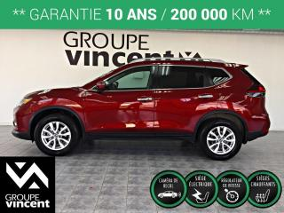 Used 2018 Nissan Rogue SV AWD ** GARANTIE 10 ANS ** Une familiale qui ne sacrifie pas le plaisir se conduire! for sale in Shawinigan, QC