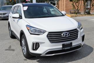 Used 2017 Hyundai Santa Fe AWD Luxury 6 Pass for sale in Richmond, BC