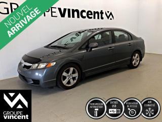 Used 2011 Honda Civic SE ** CLIMATISEUR ** Parfait pour étudiant! for sale in Shawinigan, QC