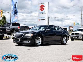 Used 2013 Chrysler 300 Touring ~Heated Leather ~Panoramic Roof ~Camera for sale in Barrie, ON