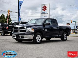 Used 2014 RAM 1500 ST Quad Cab 4x4 ~5.7L HEMI ~Trailer Tow Package for sale in Barrie, ON