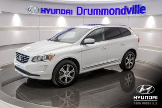Used 2015 Volvo XC60 T6 + GARANTIE + TOIT PANO + CUIR + A/C + for sale in Drummondville, QC