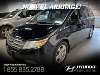 Used 2011 Honda Odyssey TOURING + GARANTIE + DVD + TOIT + CUIR + for sale in Drummondville, QC