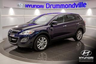 Used 2012 Mazda CX-9 GT + GARANTIE + TOIT + BOSE + MAGS + WOW for sale in Drummondville, QC