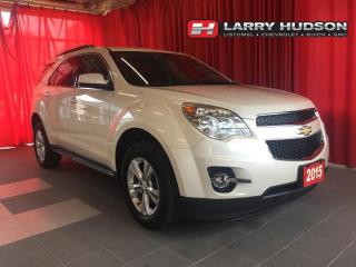 Used 2015 Chevrolet Equinox 1LT FWD | Sunroof | One Owner | Remote Start for sale in Listowel, ON