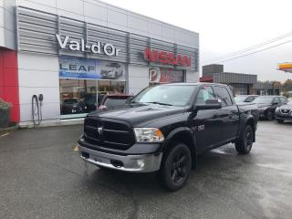 Used 2015 RAM 1500 OUTDOORSMAN ECODIESEL for sale in Val-d'Or, QC