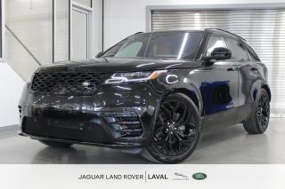 Used 2018 Land Rover Range Rover Velar P380 R-Dynamic SE *NOUVELLE ARRIVÉE, BLACK PACK* for sale in Laval, QC