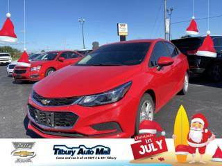 Used 2016 Chevrolet Cruze LT AUTO for sale in Tilbury, ON