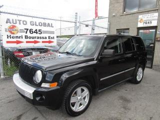 Used 2010 Jeep Patriot Traction avant, 4 portes, Limited for sale in Montréal, QC