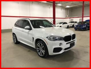 Used 2017 BMW X5 xDrive 3.5D M-SPORT PREMIUM ENHANCED GAS SAVER ! for sale in Vaughan, ON