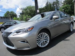 Used 2016 Lexus ES 350 ES 350|NAVIGATION|PANORAMA ROOF|ONE OWNER !! for sale in Burlington, ON