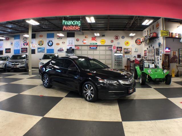 2017 Acura TLX TECH PKG AUT0 NAVI LEATHER P/START SUNROOF CAMERA