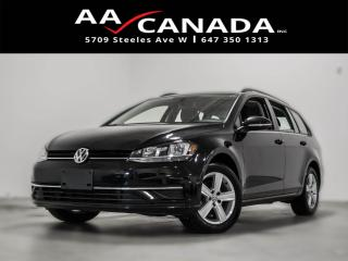 Used 2019 Volkswagen Golf SportWagen Comfortline for sale in North York, ON