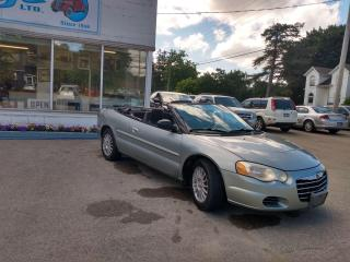 Used 2004 Chrysler Sebring LX for sale in St. Jacobs, ON