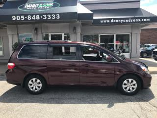 Used 2007 Honda Odyssey EX for sale in Mississauga, ON