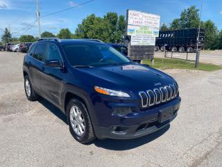 Used 2016 Jeep Cherokee North for sale in Komoka, ON