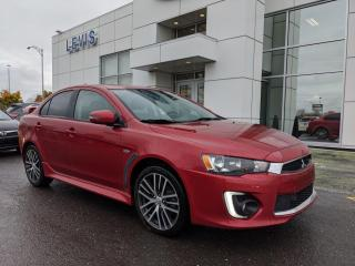 Used 2017 Mitsubishi Lancer 4dr Sdn Man GTS FWD for sale in Lévis, QC