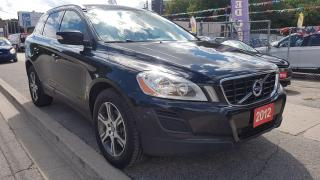 Used 2012 Volvo XC60 T6 R-Design-AWD-BLUETOOTH-LEATHER-SUNROOF-ALLOYS for sale in Scarborough, ON