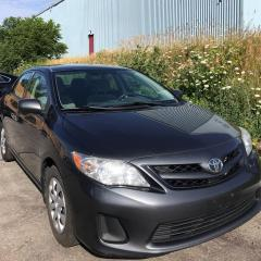 Used 2012 Toyota Corolla CE for sale in Newmarket, ON