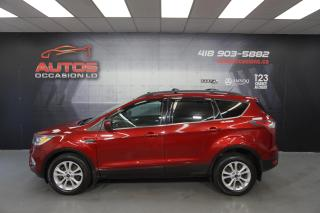 Used 2017 Ford Escape SE AWD 2.0L TOIT PANO GPS NAV CAMERA 79 780 KM !! for sale in Lévis, QC