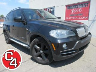Used 2010 BMW X5 CUIR TOIT PANO MAG 35D DIESEL for sale in St-Jérôme, QC