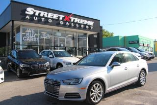 Used 2017 Audi A4 Progressiv for sale in Markham, ON