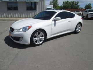 Used 2011 Hyundai Genesis Coupe Premium for sale in Hamilton, ON