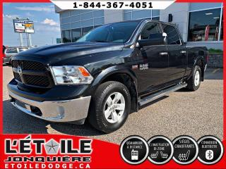Used 2017 RAM 1500 Cabine multiplaces 4x4 Outdoorsman for sale in Jonquière, QC
