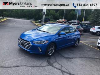 Used 2017 Hyundai Elantra GL for sale in Orleans, ON