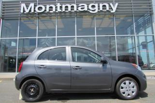 Used 2018 Nissan Micra S boîte de vitesses automatique for sale in Montmagny, QC
