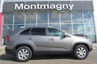 Used 2013 Kia Sorento Traction intégrale, 4 portes, 4 cyl. en for sale in Montmagny, QC