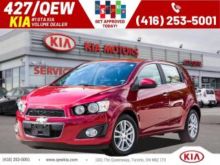 Used 2013 Chevrolet Sonic LT for sale in Etobicoke, ON