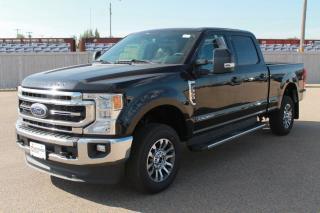 New 2020 Ford F-350 Super Duty SRW LARIAT 618A | 6.7L V8 Diesel | 4x4 SuperCrew | Lariat Ultimate PKG | Twin Panel Moonroof | 5th Wheel Hitch Prep PKG | Blind Spot Monitors for sale in Edmonton, AB