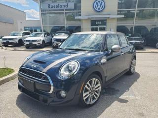 Used 2017 MINI Cooper Hardtop 5 Door Cooper S for sale in Burlington, ON