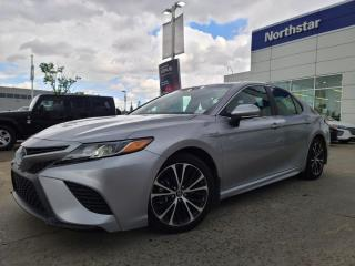 Used 2018 Toyota Camry HYBRID XLE 4dr FWD Sedan for sale in Edmonton, AB