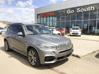 Used 2014 BMW X5 X5, XDRIVE50i, AWD, LEATHER for sale in Edmonton, AB