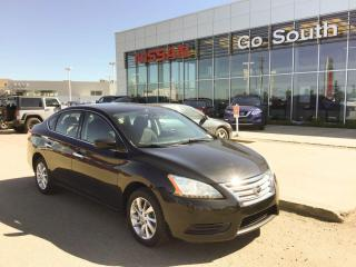 Used 2015 Nissan Sentra SV, AUTO, BACK UP CAMERA for sale in Edmonton, AB