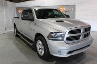 Used 2014 RAM 1500 SPORT for sale in Peace River, AB