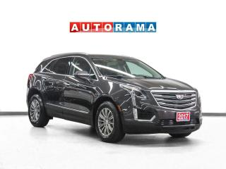 Used 2017 Cadillac XT5 Luxury AWD Nav Leather Pano-Sunroof Backup Cam for sale in Toronto, ON
