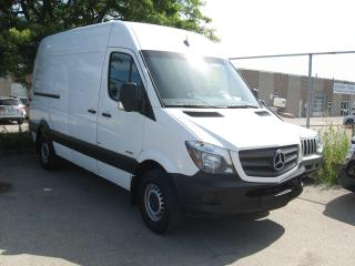 Used 2016 Mercedes-Benz Sprinter 2500 for sale in Toronto, ON