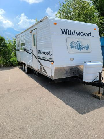 2006 Forest River Wildwood T26BH LE
