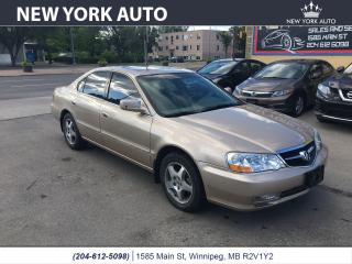 Used 2003 Acura TL for sale in Winnipeg, MB