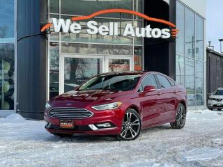 Used 2018 Ford Fusion Titanium 4dr AWD Sedan for sale in Winnipeg, MB