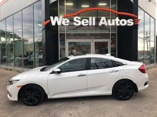 Used 2019 Honda Civic Sedan Touring 4dr FWD Sedan for sale in Winnipeg, MB