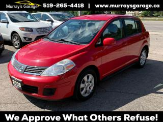 Used 2008 Nissan Versa 1.8 S for sale in Guelph, ON