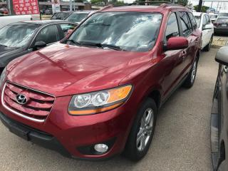 Used 2010 Hyundai Santa Fe GL W/SPORT for sale in Mississauga, ON